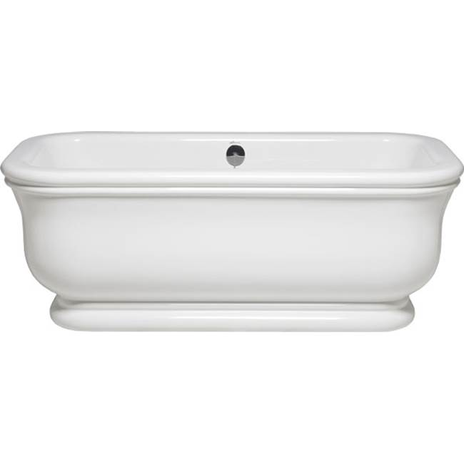 Americh Free Standing Soaking Tubs item AN7236TA2-WH