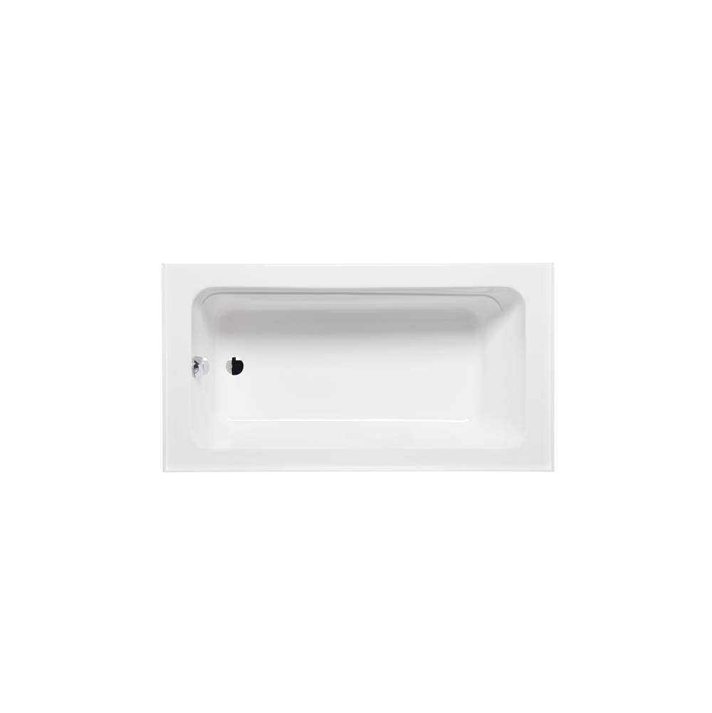 Americh Three Wall Alcove Air Whirlpool Combo item KN6032ADABRA2WH