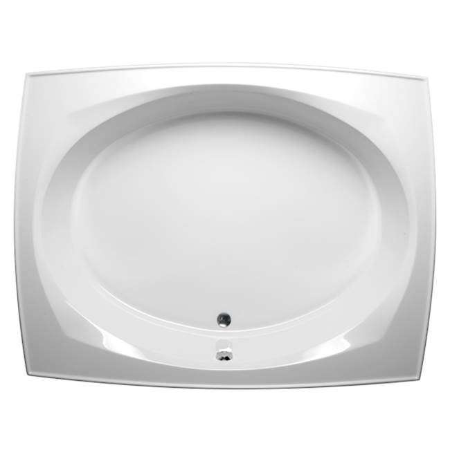 Americh Drop In Soaking Tubs item ML8466T-WH