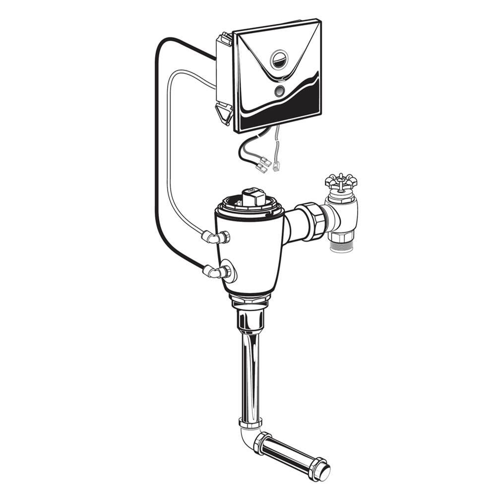Toilet Flush Valve Piston Assembly AMERICAN STANDARD M964905B-0071280A 1.28 gpf