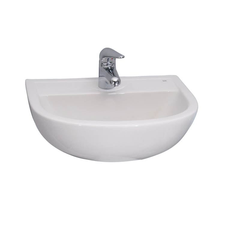 Barclay Wall Mount Bathroom Sinks item 4-628WH