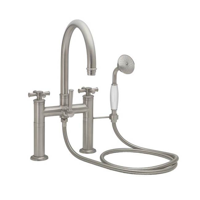 California Faucets Deck Mount Tub Fillers item 1308-67.20-GRP