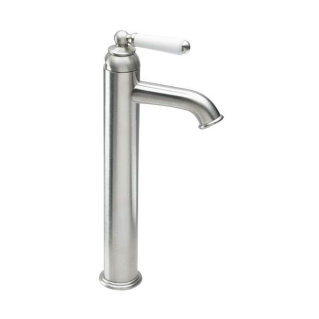 California Faucets Single Hole Kitchen Faucets item 3501-2-MWHT