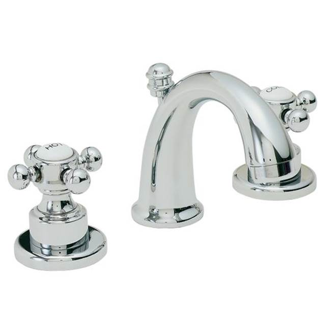 California Faucets Mini Widespread Bathroom Sink Faucets item 6007-PC