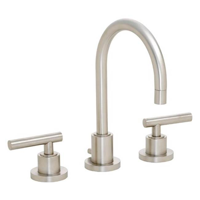 California Faucets Widespread Bathroom Sink Faucets item 6602-USS