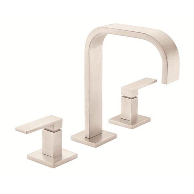 California Faucets Widespread Bathroom Sink Faucets item 7802-PC