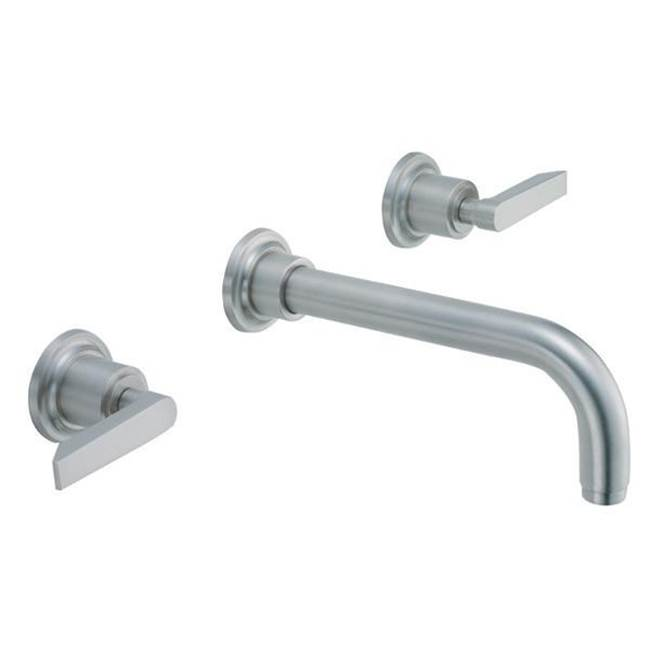 California Faucets Wall Mounted Bathroom Sink Faucets item TO-V4502-9-ACO