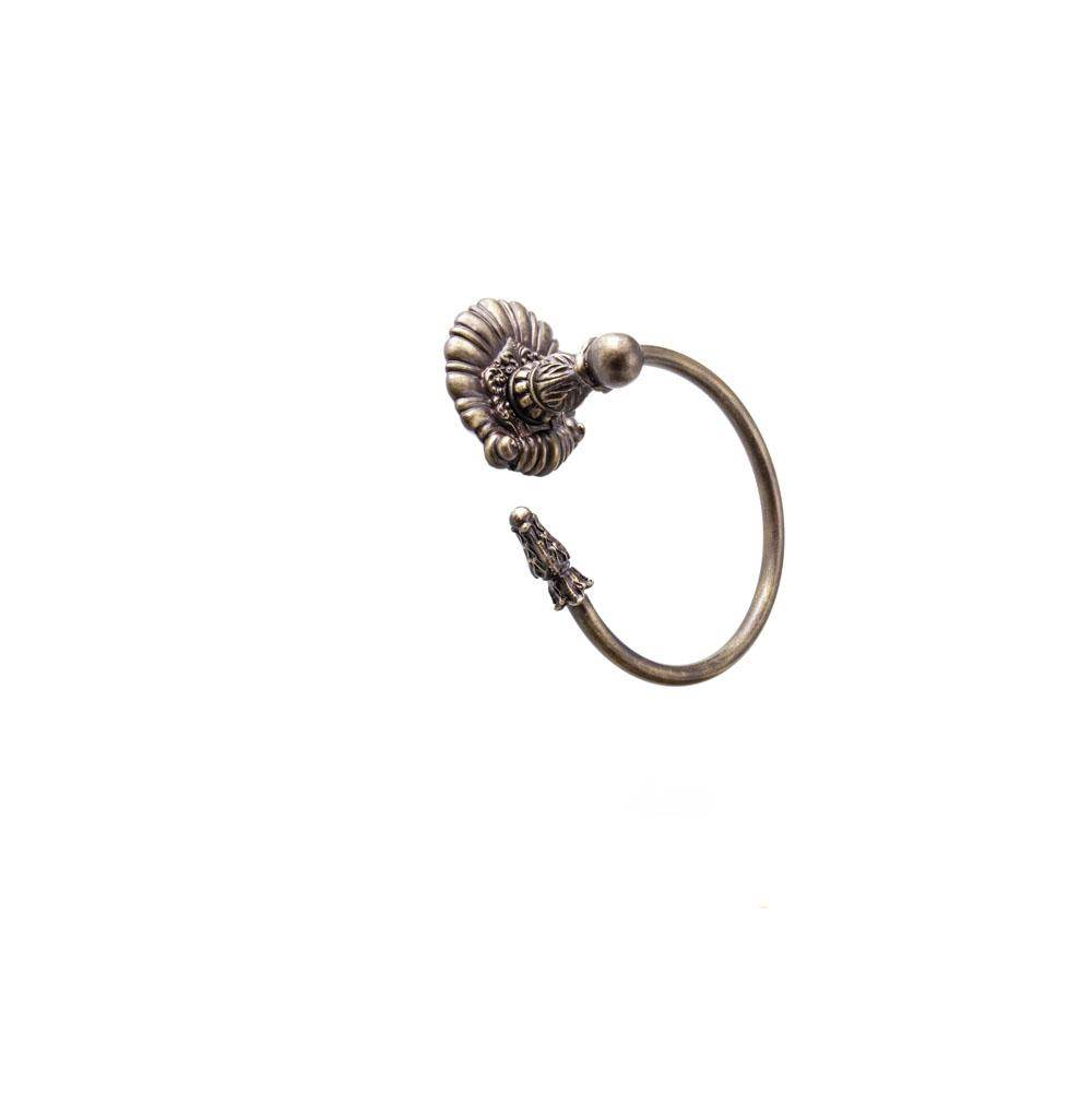 Carpe Diem Hardware Towel Rings Bathroom Accessories item 1357-3