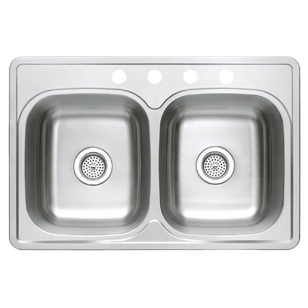 Compass Manufacturing Drop In Kitchen Sinks item 003-513