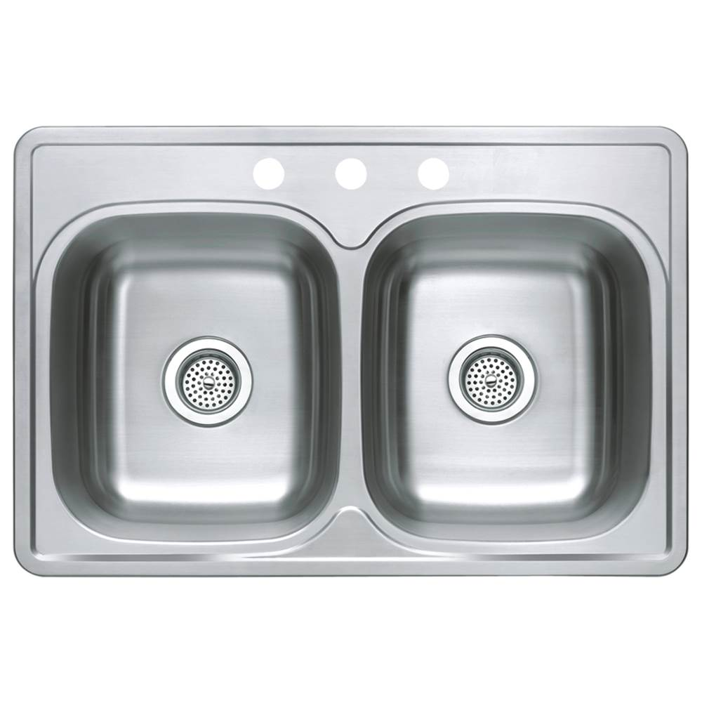 Compass Manufacturing Drop In Kitchen Sinks item 481-1338