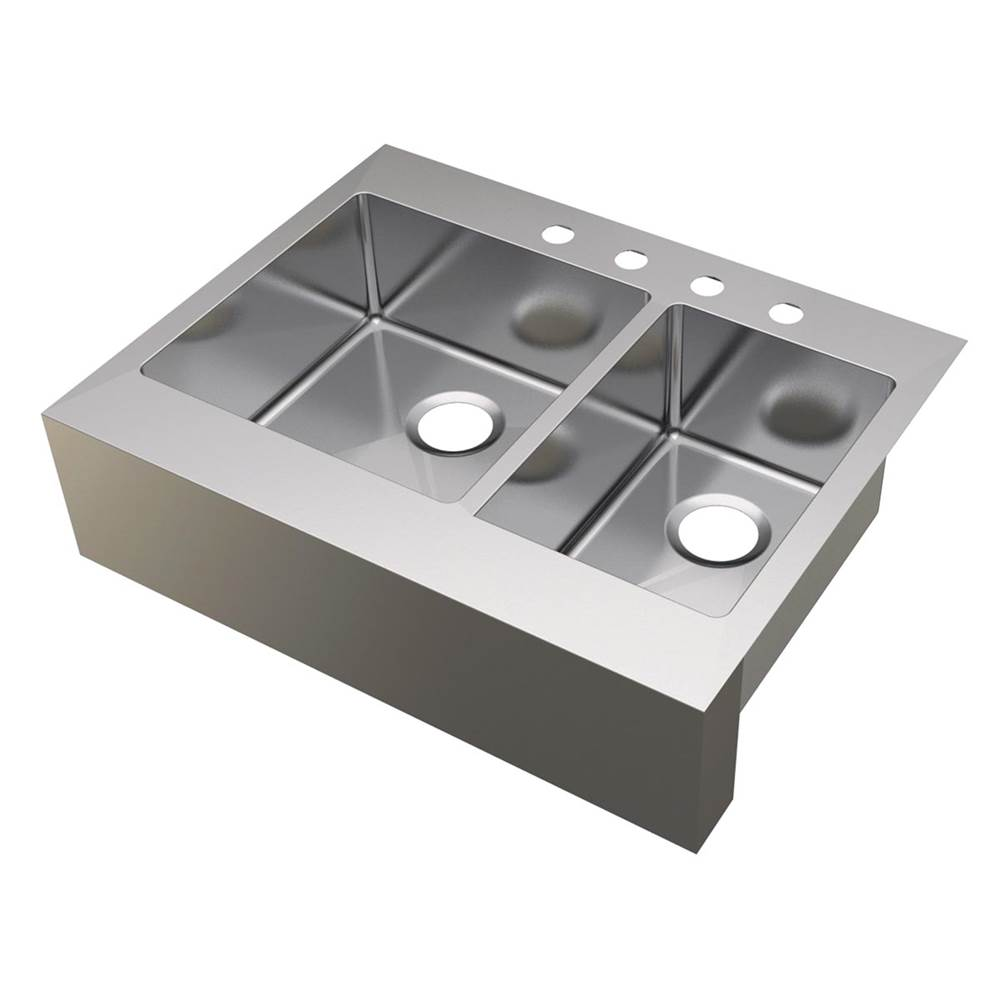 Compass Manufacturing International Sinks Kitchen Sinks Bala Steel ...