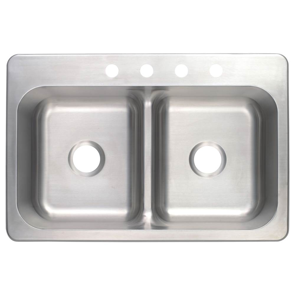 Compass Manufacturing Drop In Kitchen Sinks item 712-6312