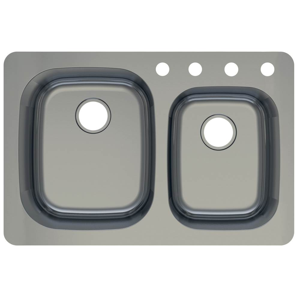 Compass Manufacturing Drop In Kitchen Sinks item 712-6322