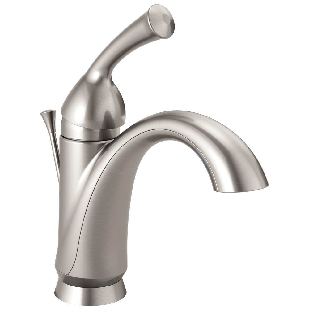 Delta Faucet Single Hole Bathroom Sink Faucets item 15999-SS-DST