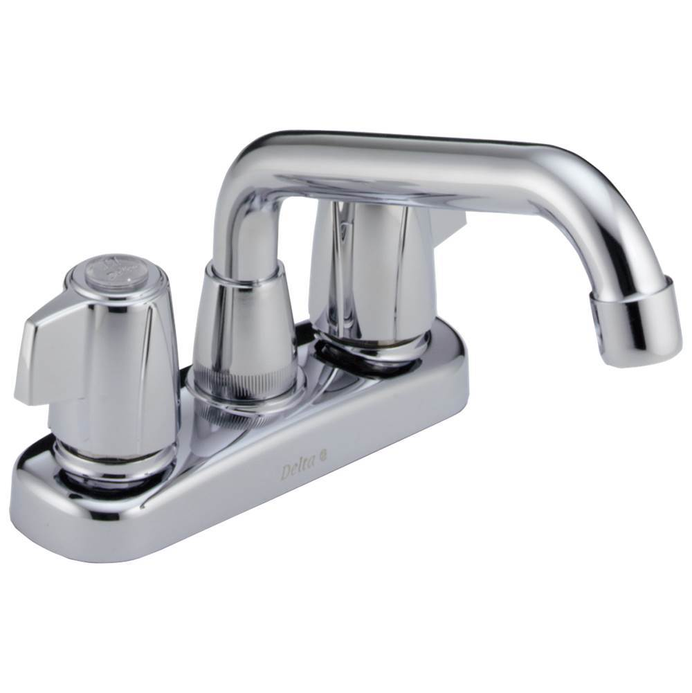 Delta Faucet Deck Mount Laundry Sink Faucets item 2123LF