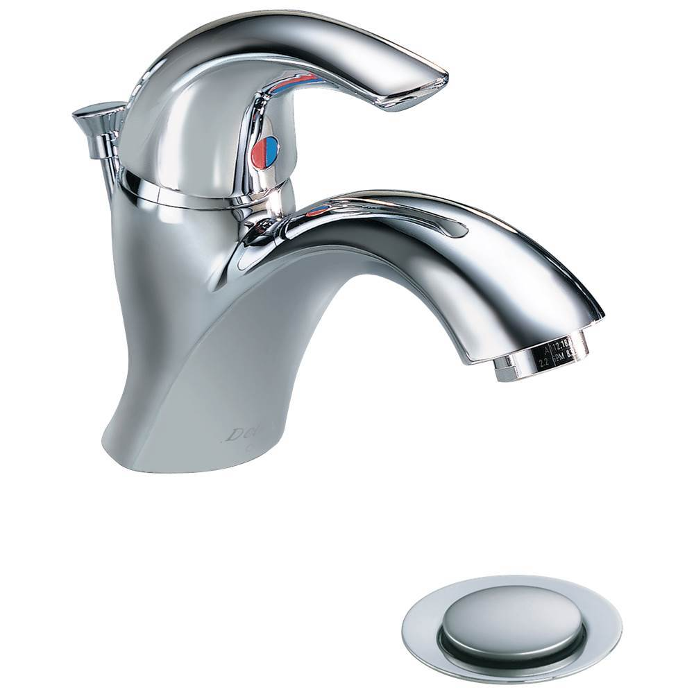 Delta Faucet Faucets Bathroom Sink Faucets | Henry Kitchen and Bath ...