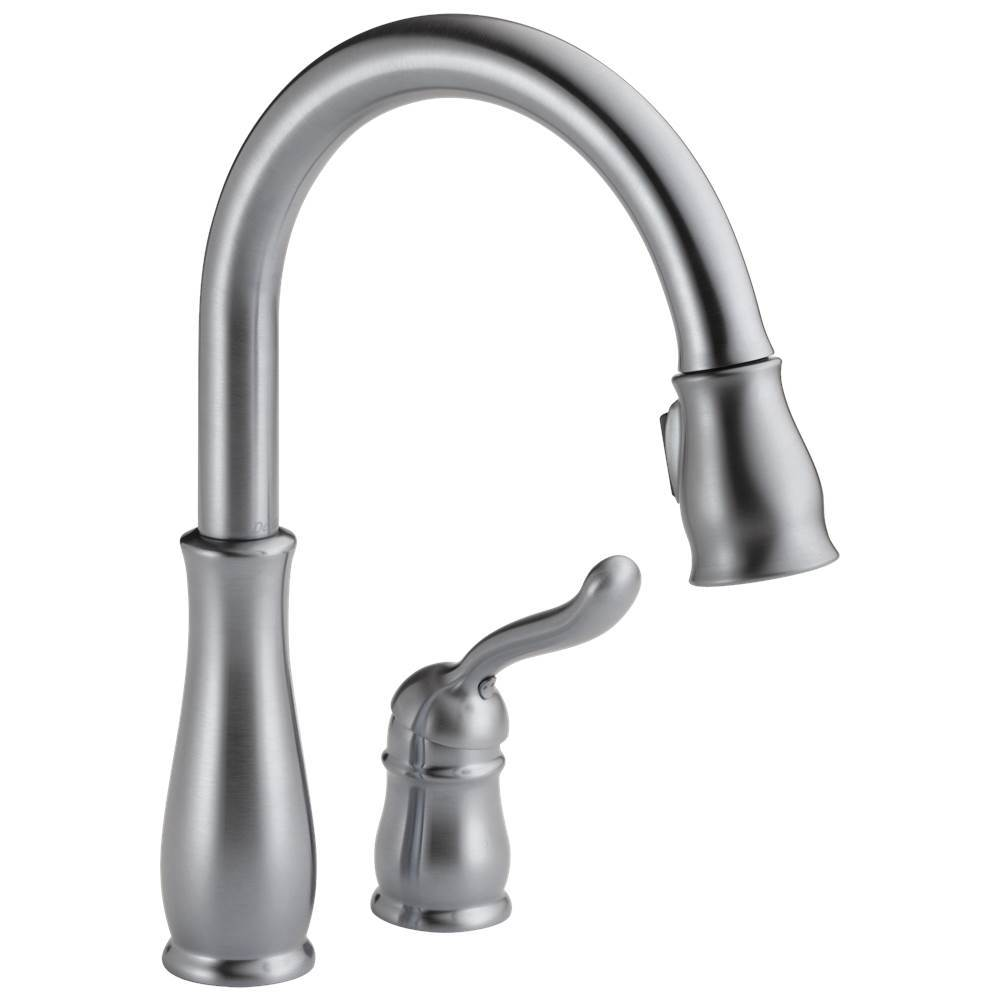 Delta Faucet Deck Mount Kitchen Faucets item 978-ARWE-DST