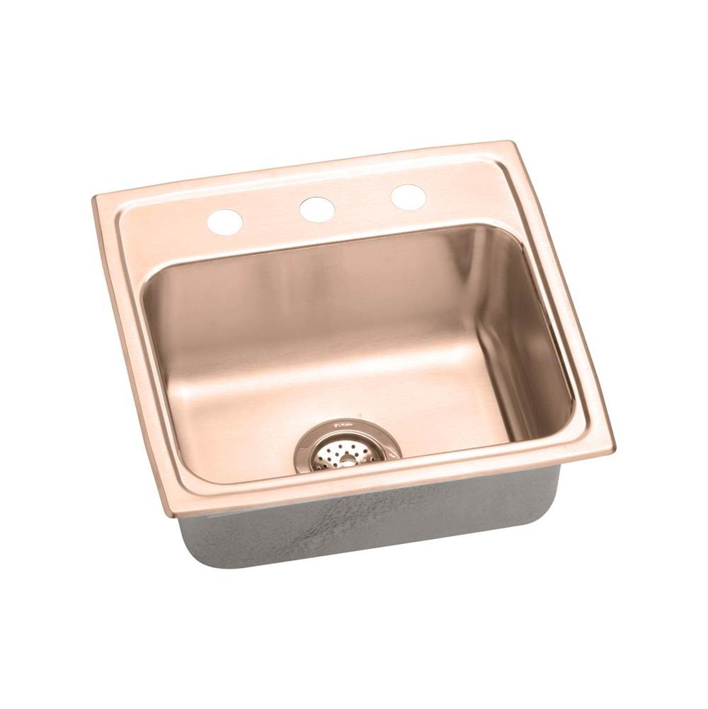 Elkay Drop In Kitchen Sinks item LRAD1919402-CU