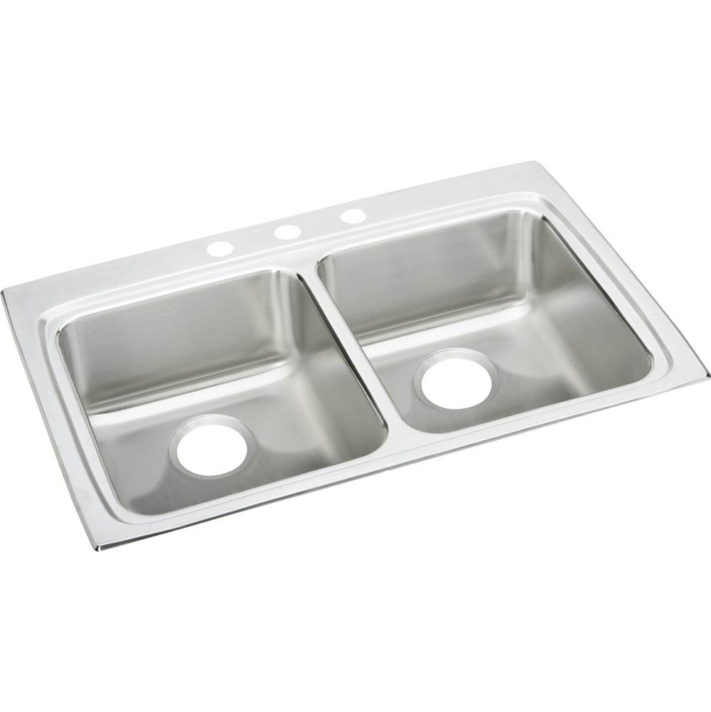 Elkay Drop In Kitchen Sinks item LRAD3322503