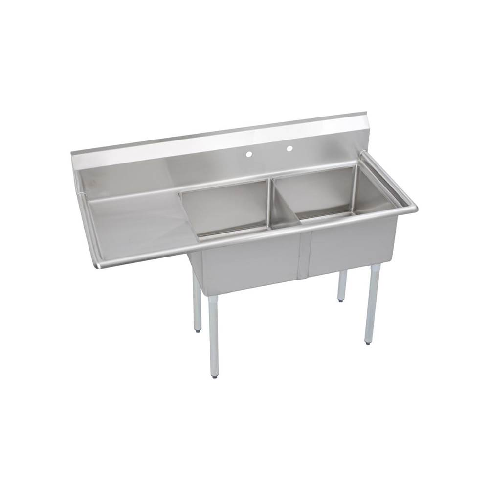 Elkay  Kitchen Sinks item E2C24X24-L-24X