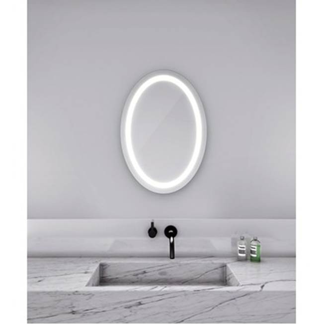 Electric Mirror Electric Lighted Mirrors Mirrors item ETE36-EC-DC-NL
