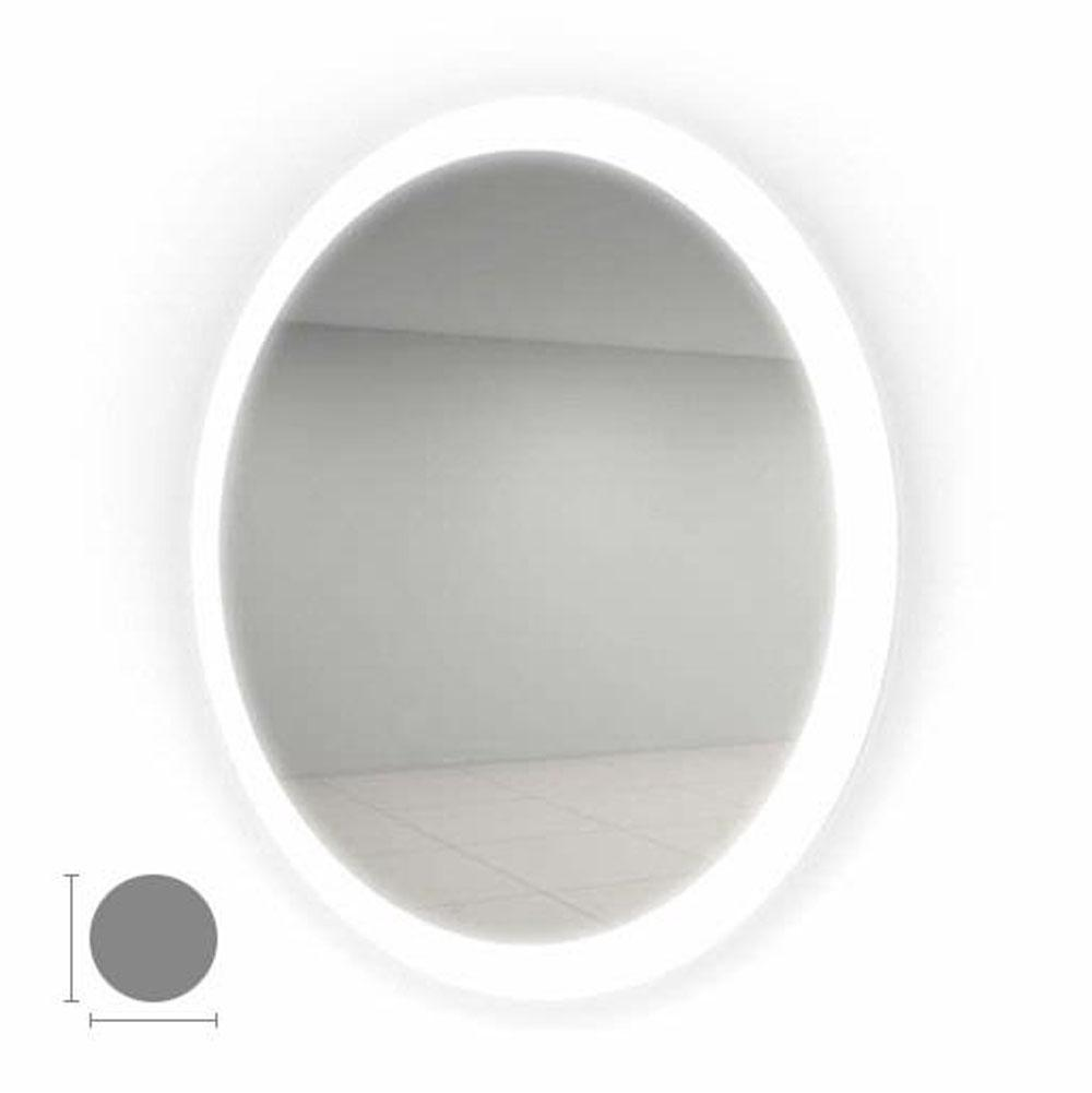Electric Mirror Round Mirrors item TRI30
