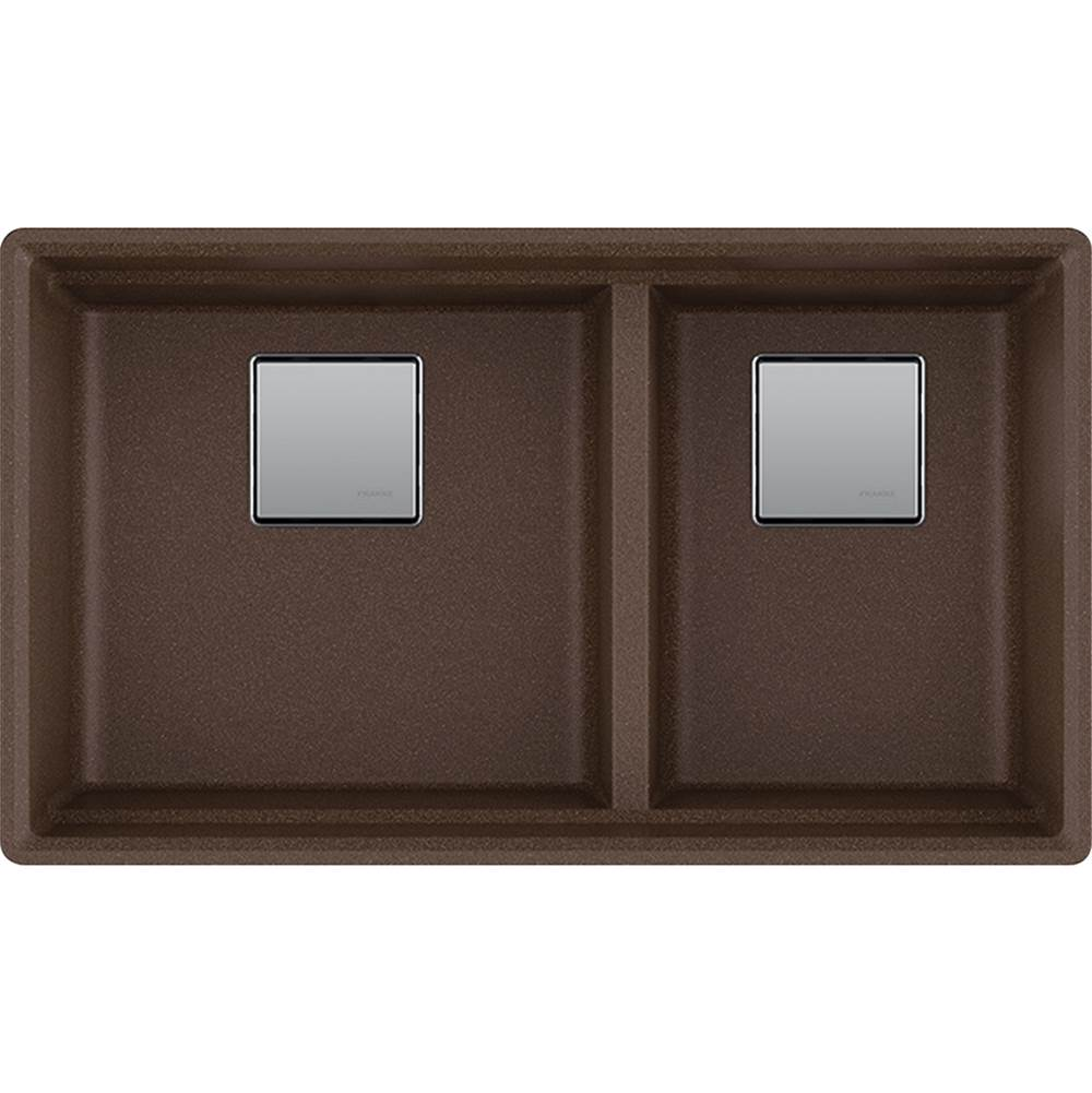 Franke Undermount Kitchen Sinks item PKG160MOC