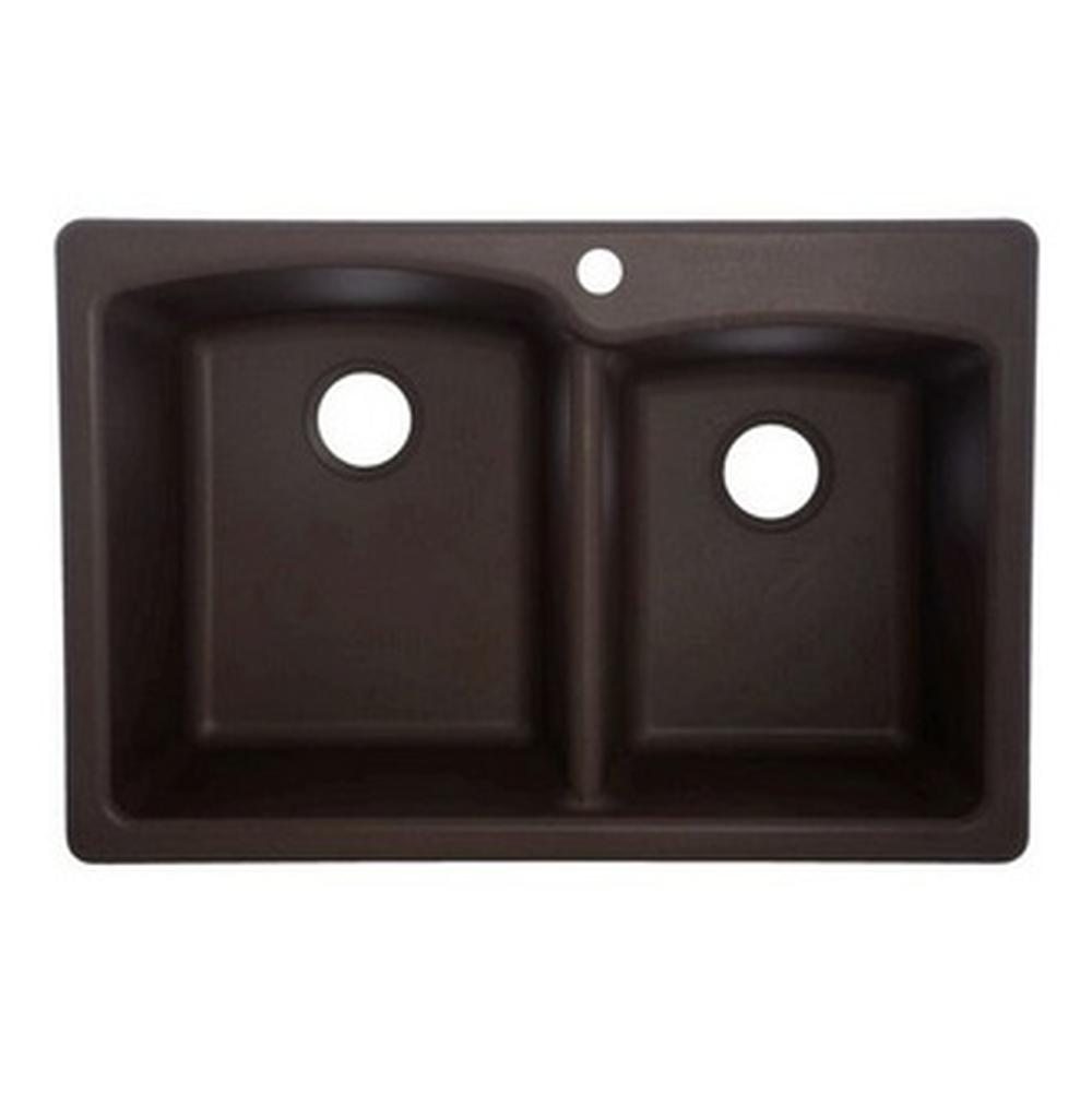 Franke Undermount Kitchen Sinks item EODB33229-1