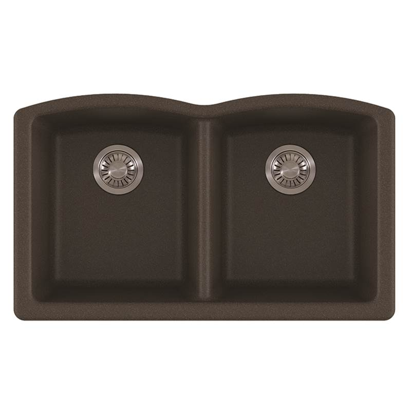 Franke Undermount Kitchen Sinks item ELG120MOC