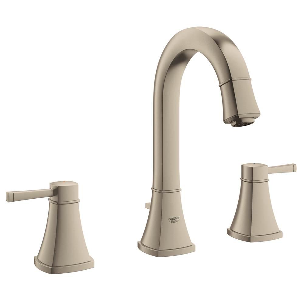 Grohe Widespread Bathroom Sink Faucets Item 20419ena
