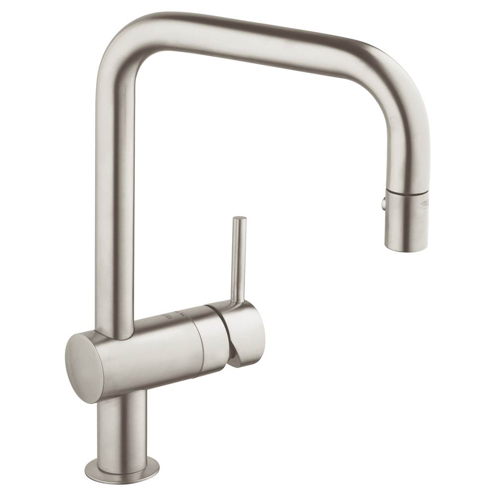 Grohe Single Hole Kitchen Faucets item 32319DC0