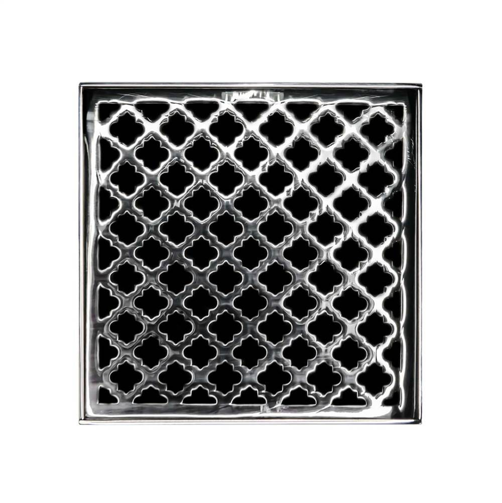 Infinity Drain Drain Covers Shower Drains item MS 5 PS