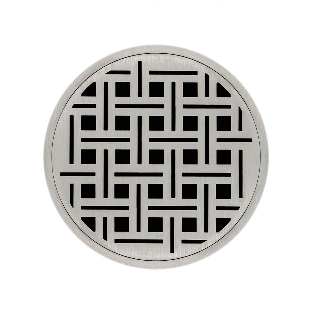 Infinity Drain Drain Covers Shower Drains item RVS 5 SS