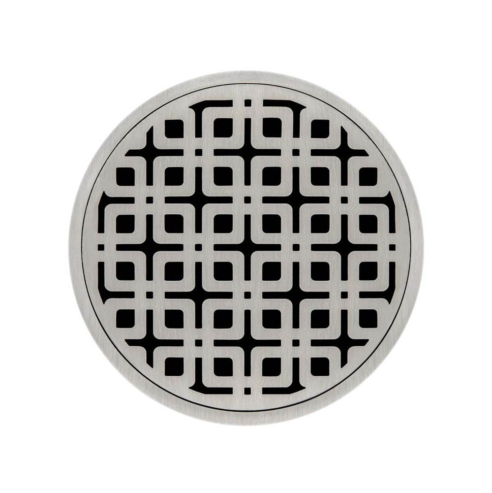 Infinity Drain Drain Covers Shower Drains item RKS 5 SS