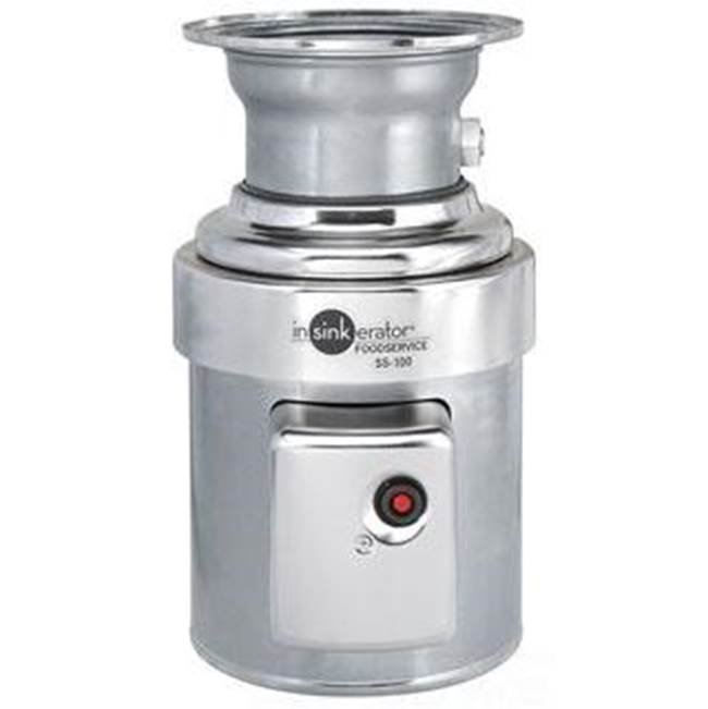Insinkerator Commercial Disposers Garbage Disposals item SS-100-5-MRS