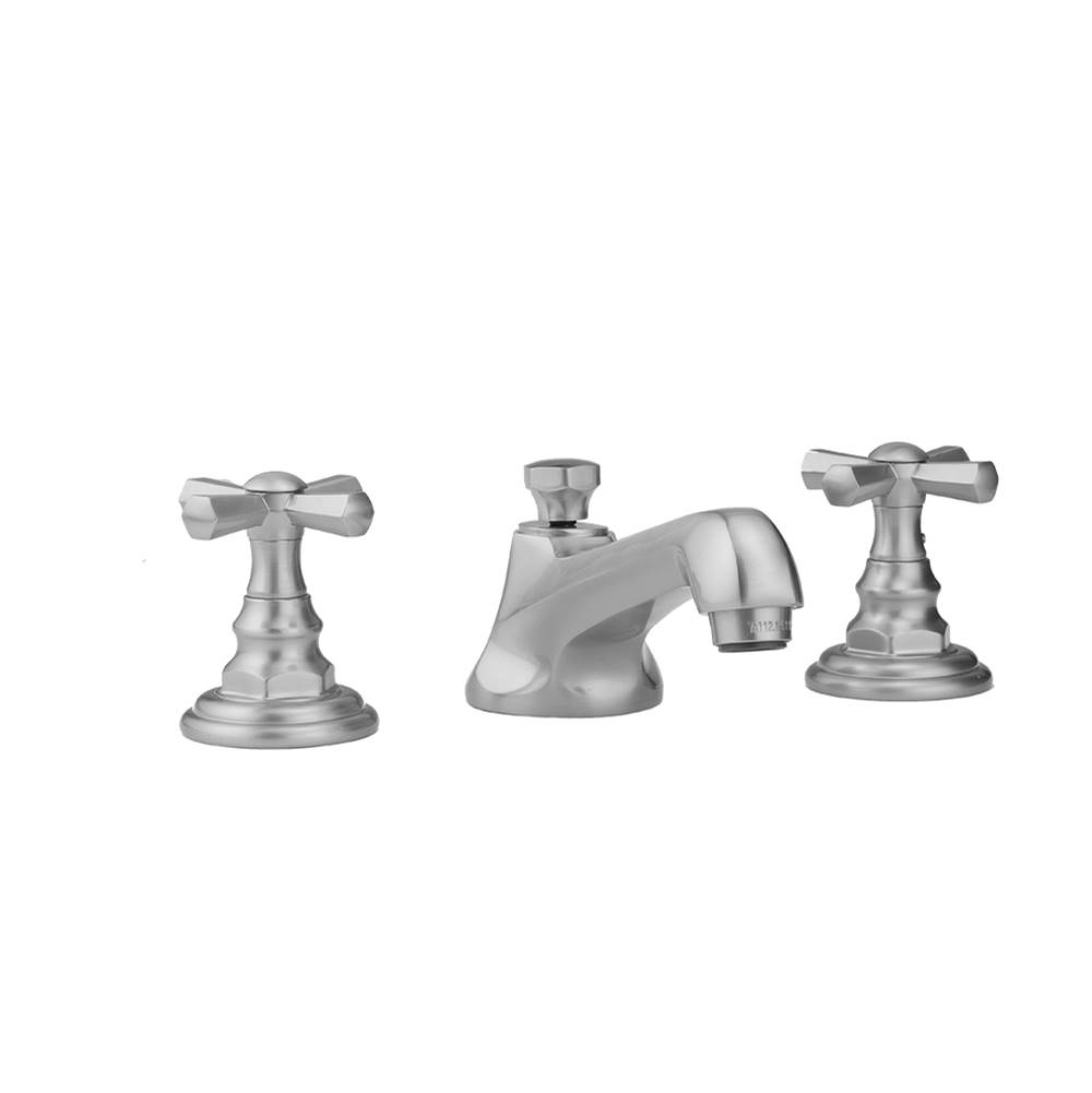 Jaclo Widespread Bathroom Sink Faucets item 6870-T676-PB