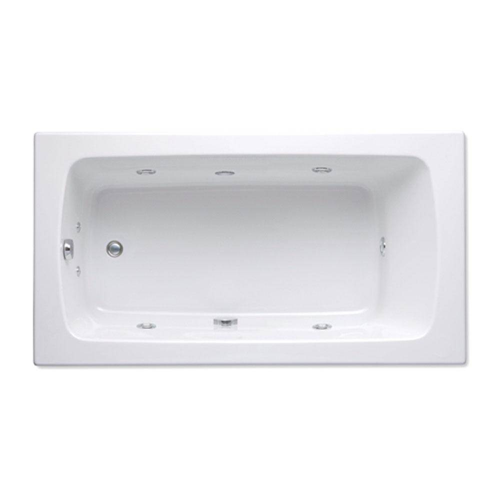 Jason Hydrotherapy Drop In Whirlpool Bathtubs item 2187.00.71.01