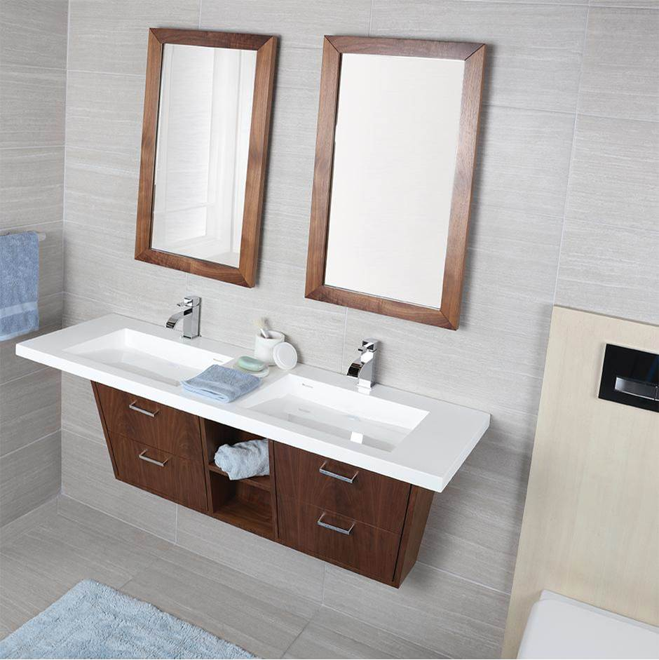 Lacava Wall Mount Bathroom Sinks item 5302S-02-001G