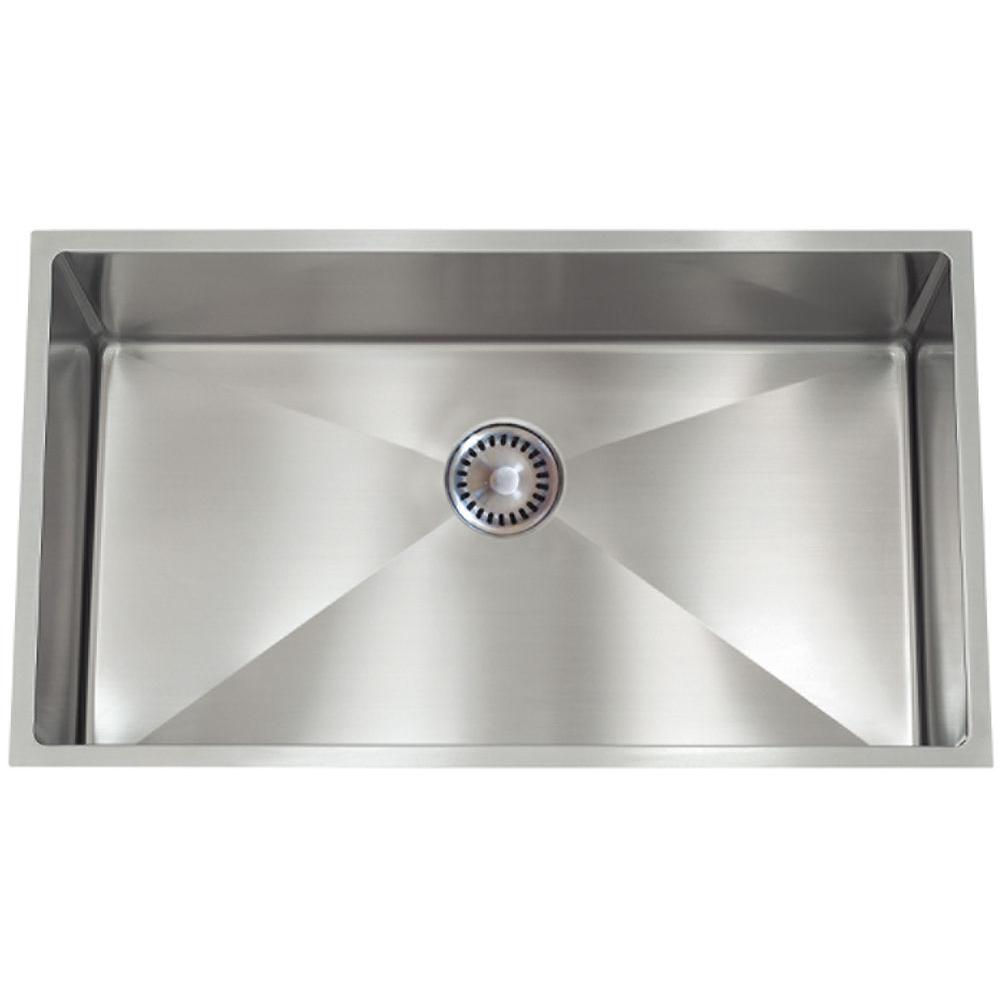 Lenova Undermount Kitchen Sinks item PC-SS-12Ri-S1