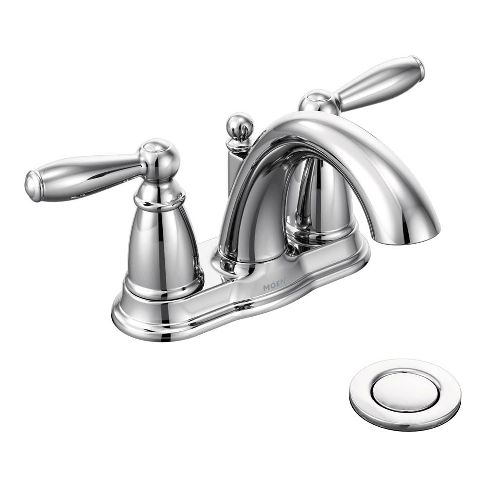 Moen Centerset Bathroom Sink Faucets item 6610