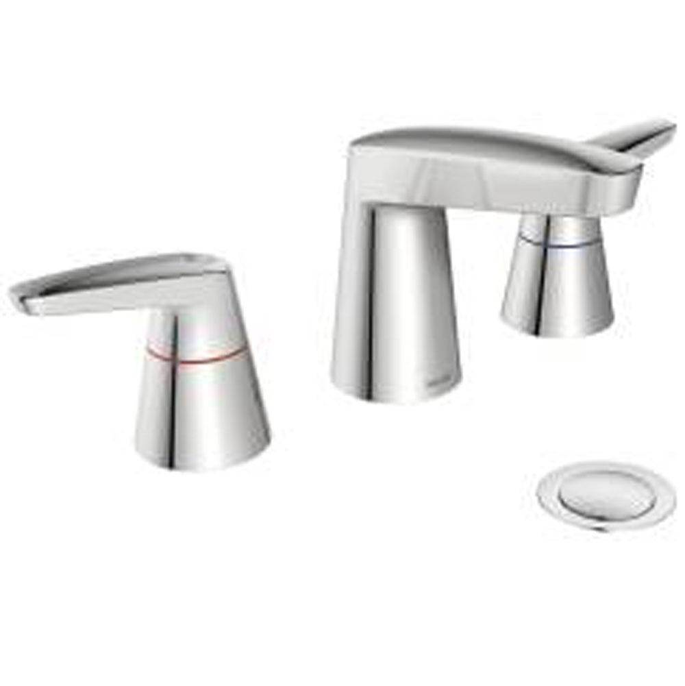 Moen Widespread Bathroom Sink Faucets item 9223F05