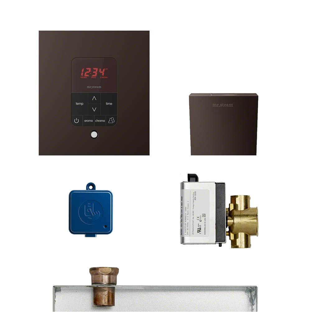 Mr. Steam  Steam Shower Control Packages item MSBUTLER1SQ-ORB