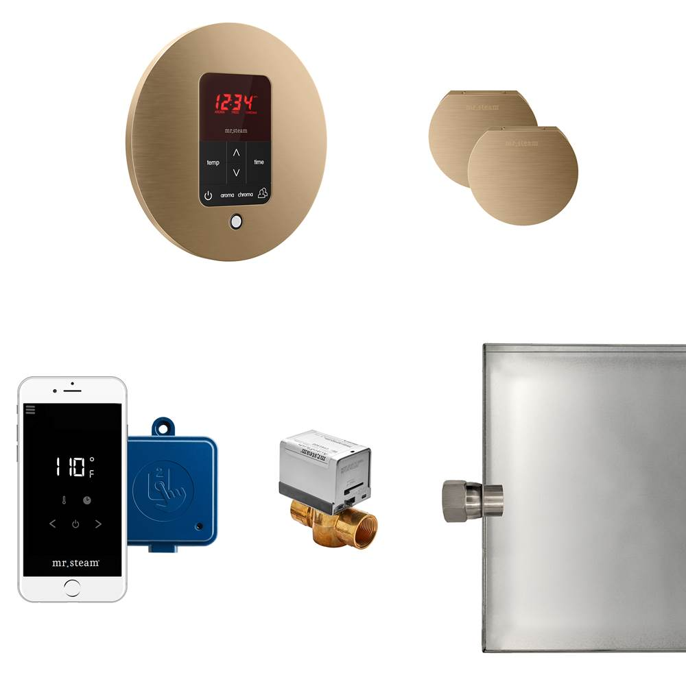 Mr. Steam  Steam Shower Control Packages item MSBUTLERXRD-BB
