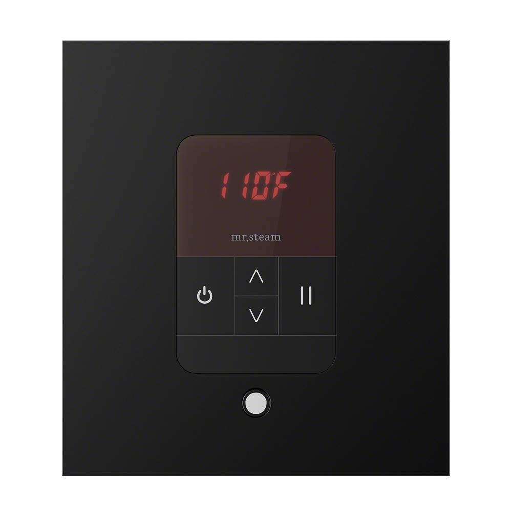 Mr. Steam  Steam Shower Controls item MSITEMPOSQ-MB