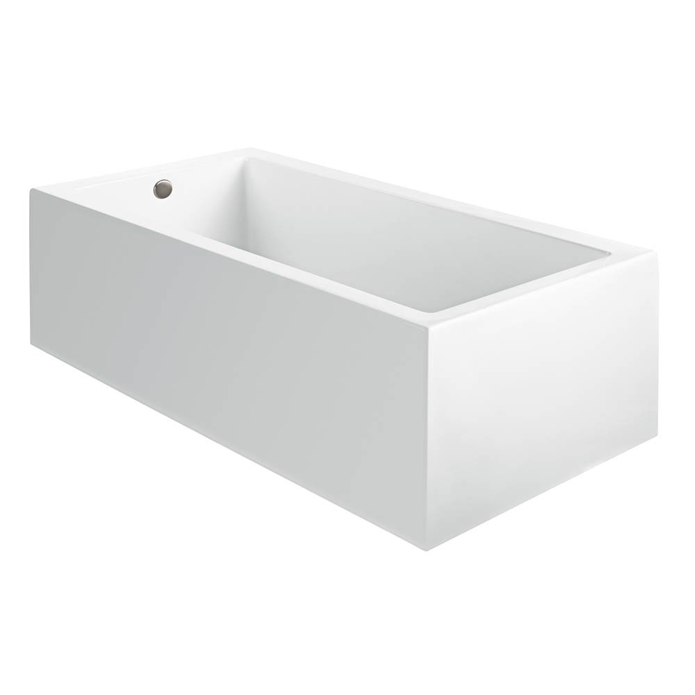 MTI Baths Three Wall Alcove Air Bathtubs item AE101ASCULPT3