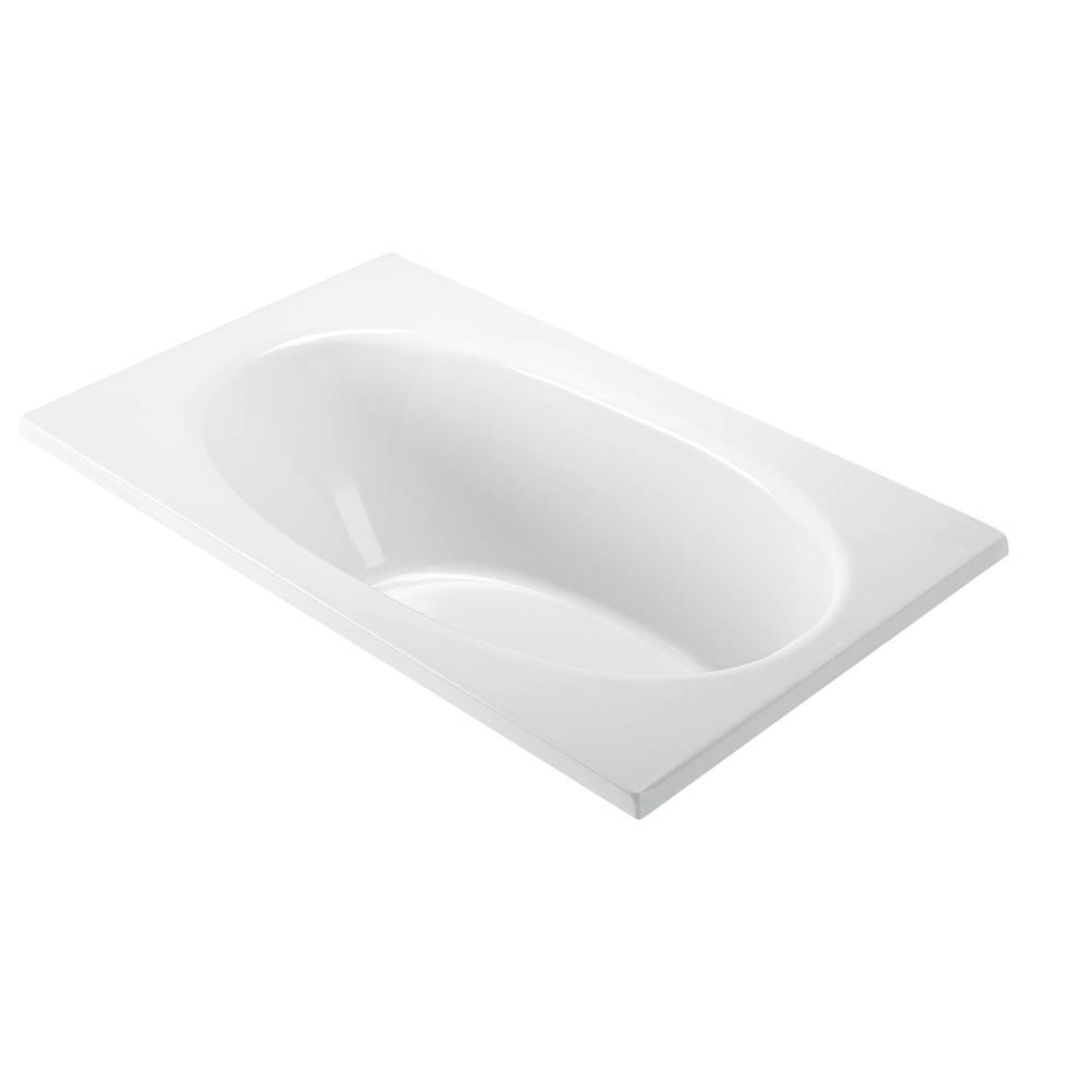 MTI Baths Drop In Air Bathtubs item AE15-WH