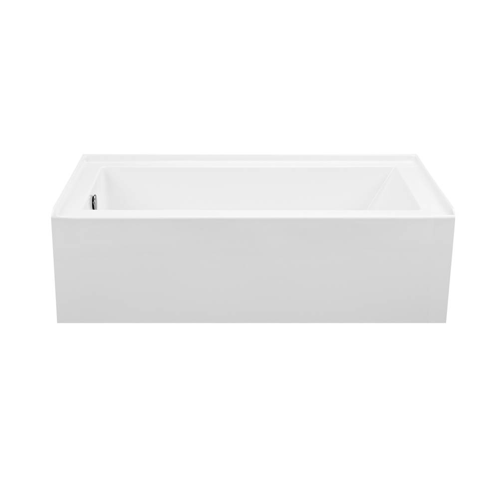 MTI Baths Three Wall Alcove Air Whirlpool Combo item AU154-WH-RH