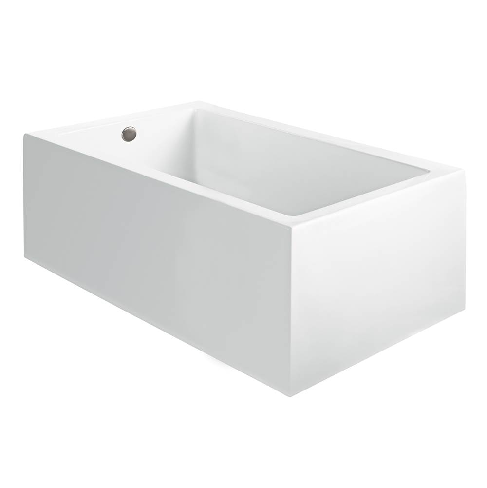 MTI Baths Three Wall Alcove Air Bathtubs item AE188ASCULPT2