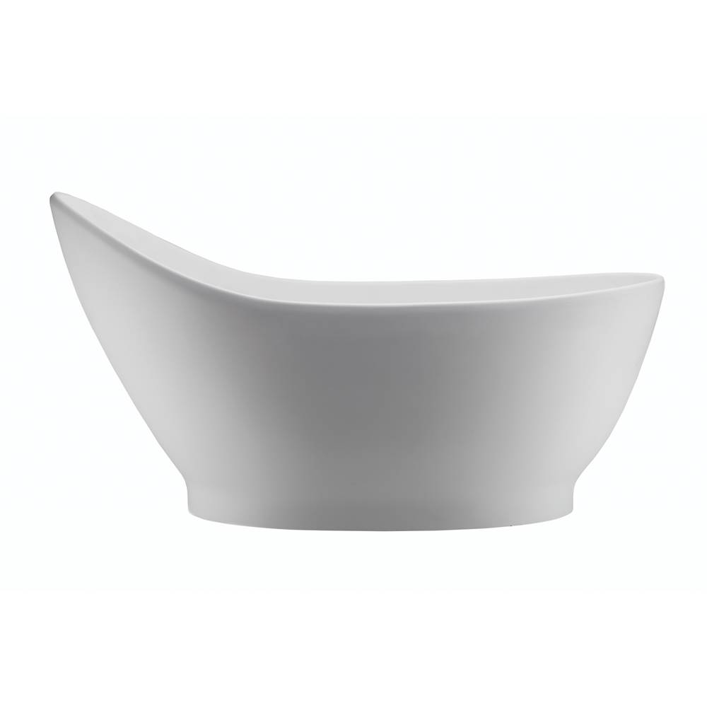 MTI Baths Free Standing Soaking Tubs item S199-WH-MT