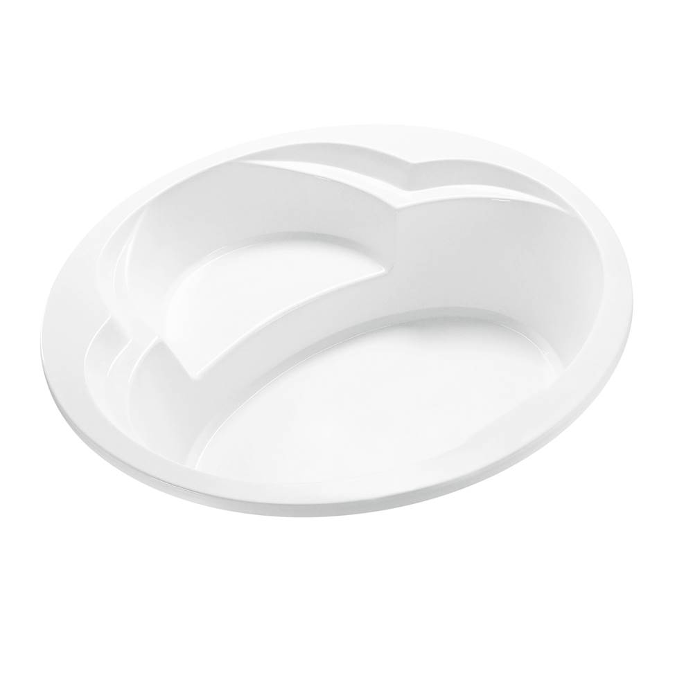 MTI Baths Drop In Soaking Tubs item S34-WH